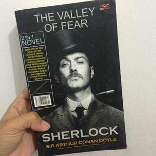 2 in 1 novel Sherlock Holmes