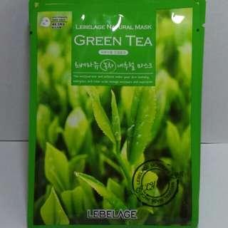 GREEN TEA NATURAL MASK