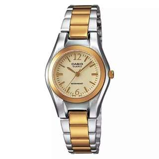 Casio Classic Series Women's Silver Stainless Steel Strap Watch LTP1253SG-9A