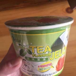 旺旺 茶凍 咖啡凍