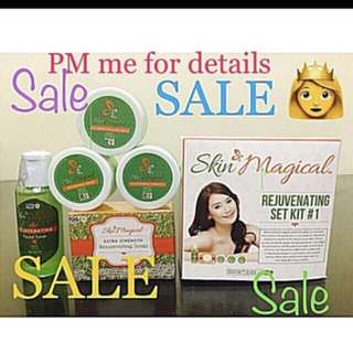 Authentic Skin Magical Rejuvenating Set
