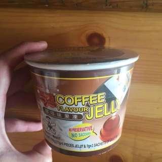 旺旺 咖啡凍 茶凍
