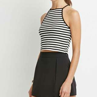 striped halter top (2 FOR PHP100)