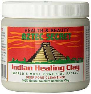 (PREORDER) Aztec Secret Indian Healing Clay (454g)