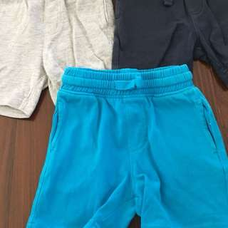 Mothercare Shorts 3pcs (9-12months)