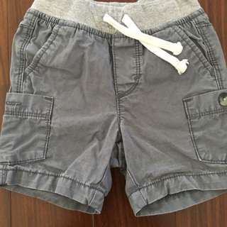 Old Navy Shorts (12-18months)