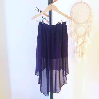 Monocrome Skirt