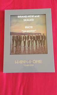 To Be One - Wanna One