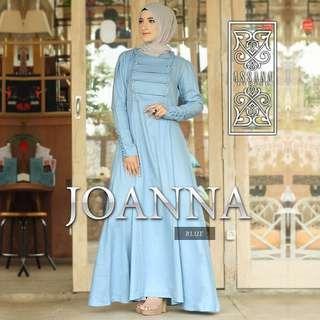 MLA - 0218 - Dress Busana Muslim Joanna