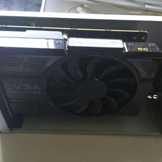 Akitio Thunder box AND Nvidia 1050ti