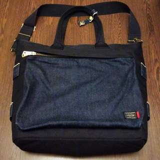 Porter x Levis Big Tote 2 way