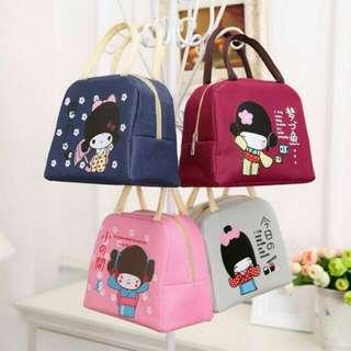 Japanese food bag