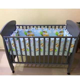 BABY COT SWEET CHERRY