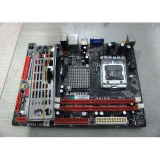 G41 DDR3 Motherboard for LGA Socket 775 Intel Processor