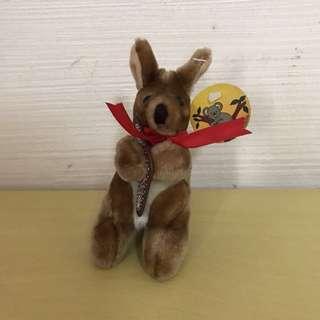 australia aussie kangaroo 11 cm soft toy plush stuff stuffed toys doll