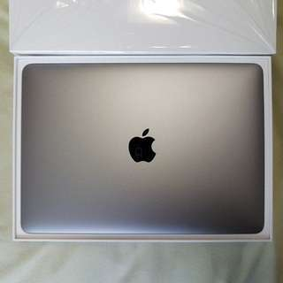 "MacBook 12"" Space Grey (Retina) 1.3GHz Mint Condition"