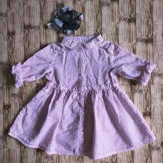 H&M's Pink Dress