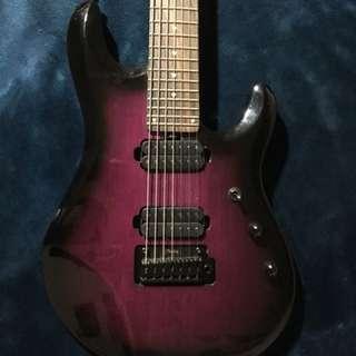 售二手 Sterling by musicman JP70 TPB 夢劇場John Petrucci 簽名琴