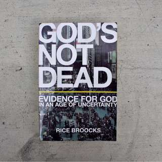 Rice Brooks' God's Not Dead