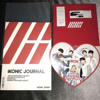 iKON iKONIC JAPAN JOURNAL