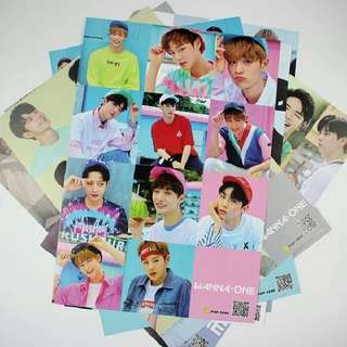 WANNA ONE A3 Poster