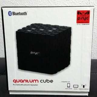PSYC Quantum Cube Bluetooth Speaker <LOW PRICE!!>