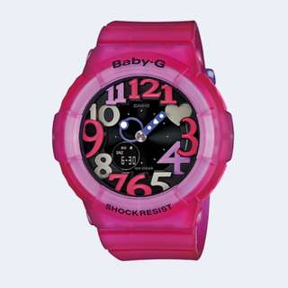 Preorder Casio Baby G BGA-131-4B4