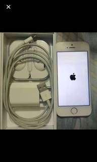 Iphone SE 32gb gold factory unlocked sale or swap