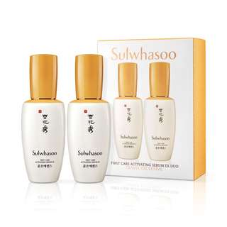 SULWHASOO FIRST CARE ACTIVATING SERUM EX DUO