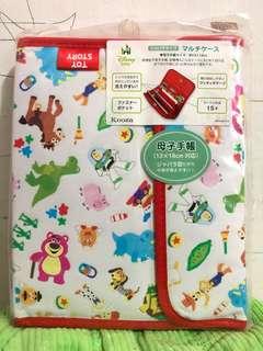 執屋平賣:全新日本Toy Story母子手帳