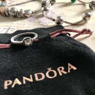 Pandora Timeless Elegance Ring Size 54