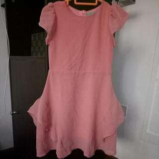 Poplook dress sz 1