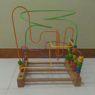 Toy for fine motor skills