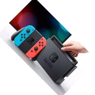 Nintendo Switch - Neon (EXPORT SET)