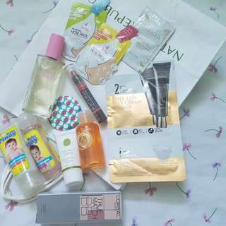 Beauty Loot Bag