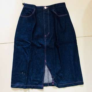 Rok jeans new
