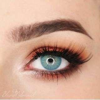 Babydoll Lens Luna Blue