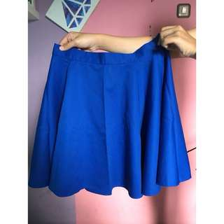Rok electric blue