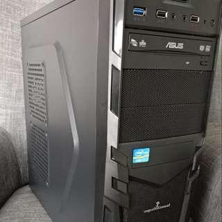 #遊戲及工作站等級# 愛妻 i7 八核心 遊戲主機 電腦 PC