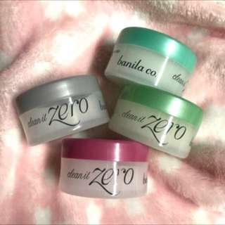 🚚 Banila co. Zero 隨身版卸妝膏