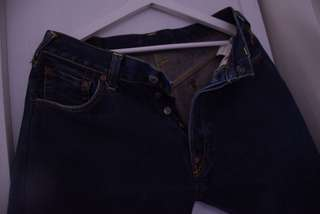 Evisu Vintage Denim Pants (Osaka)