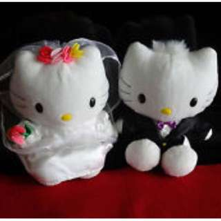 Hello Kitty Wedding Macdonald