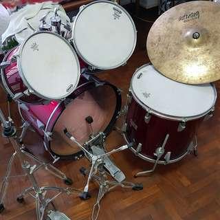 Yamaha Stage Custom (Made In Japan)