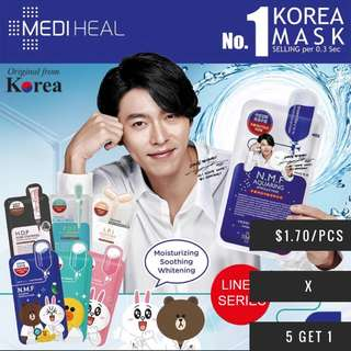 Mediheal Facial Mask