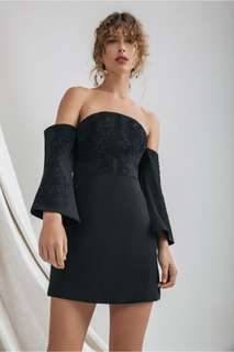 C/meo Collective Paradise Long Sleeve Dress