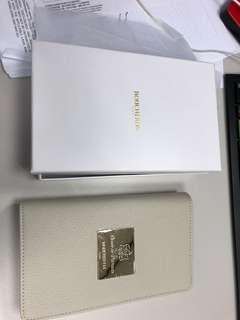 全新有盒boucheron筆記簿