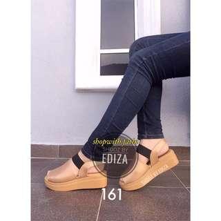 Sandal / wedges /kasut murah