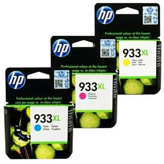 TINTA HP 933 XL COLOUR ORIGINAL