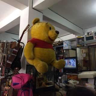 Human size pooh