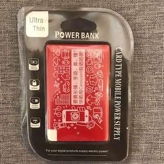 超薄外置充電器 ultra thin power bank